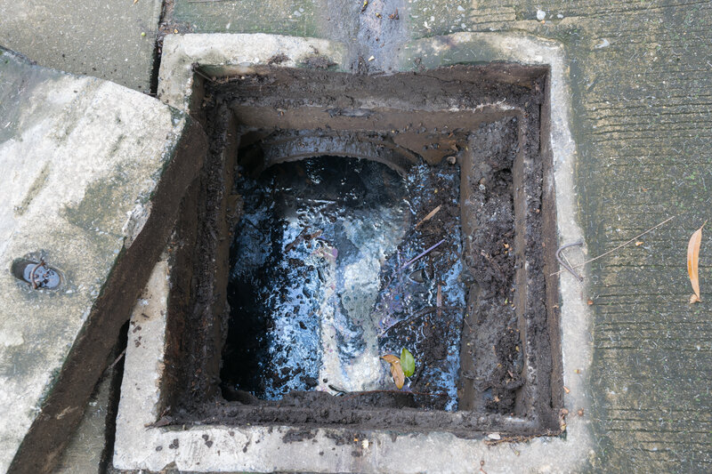 Blocked Sewer Drain Unblocked in Poole Dorset